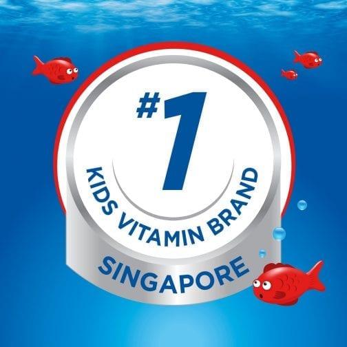 #1 Kids Vitamin Brand Singapore\