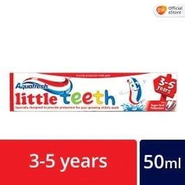 Aquafresh Little teeth Toothpaste for Children 3-5 years old, 50ml