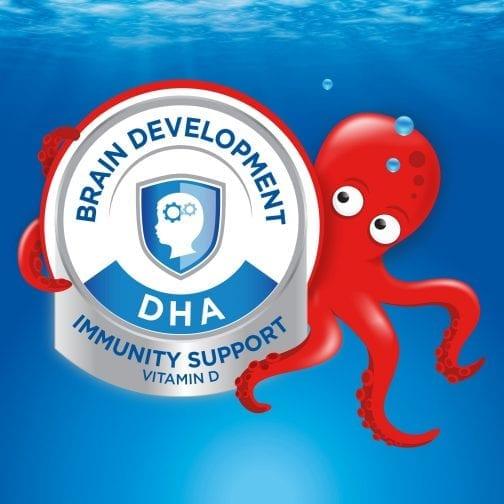 Brain Development DHA Immunity Support