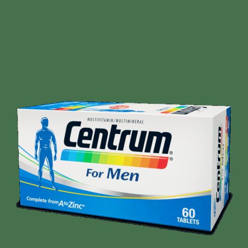 Centrum for Men 60 Tablets