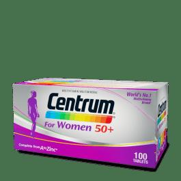 Centrum® for Women 50+ (100 tabs)