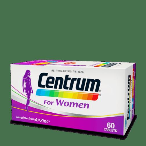 Centrum for Women Multimineral
