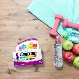 Centrum® for Women 12 Months Package | Bundle of 6
