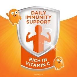 Scott's Vitamin C Pastilles, Children Supplement, Orange, 30g