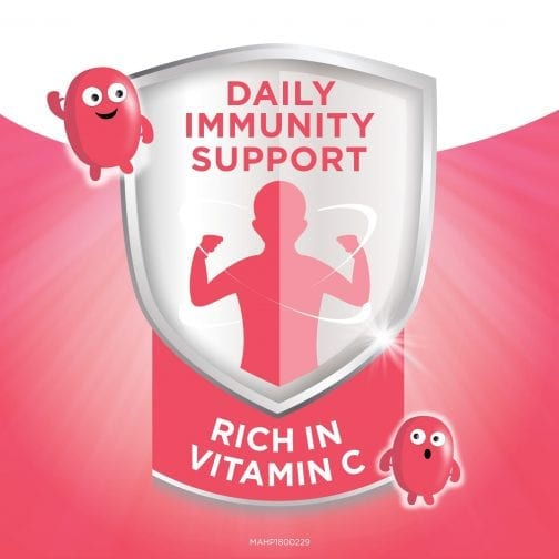 Daily Immunity Support Pink