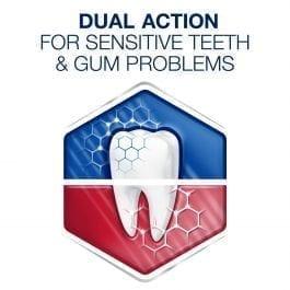 Sensodyne Sensitive & Gum Whitening Toothpaste, 100 g