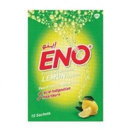 Eno Antacid for gastric discomfort Sachet, Lemon Flavour,48 satchets