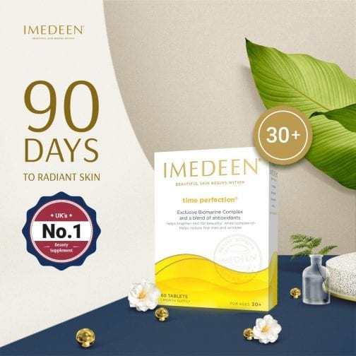 Imedeen Time Perfection 60 Tablets Age 30+