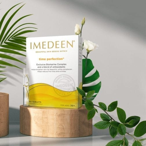 Imedeen Time Perfection lifestyle image