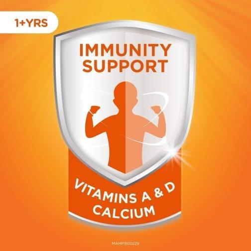 Immunity Support Vitamins A & D