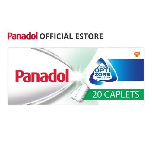 Panadol 20 Caplets