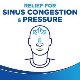 Panadol SinusMAX for Sinus Congestion and Blocked nose, 12 Caplets