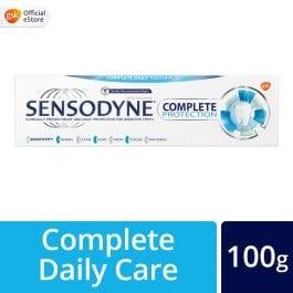 Sensodyne Sensitive Complete Protection Toothpaste, 100 g