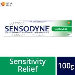 Sensodyne Sensitive Daily Care Fresh Mint Toothpaste, 100 g