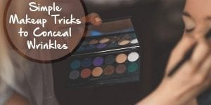 Hide those wrinkles with these simple makeup tips!